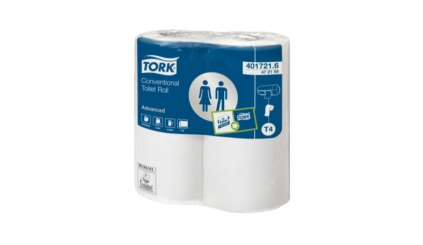 Tork Conventional Toilet Paper